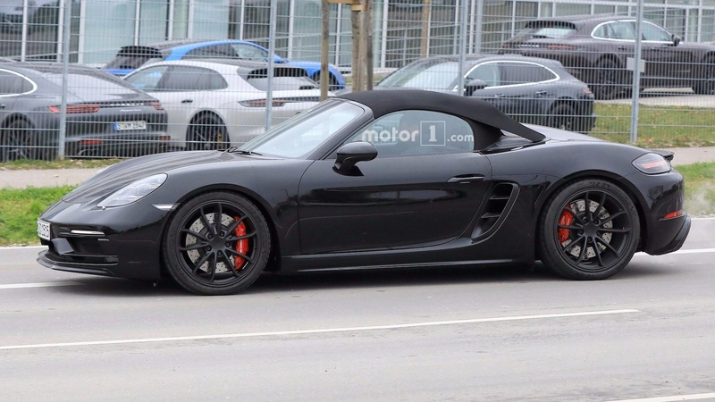 2016 - [Porsche] 718 Boxster & 718 Cayman [982] - Page 6 670dd410