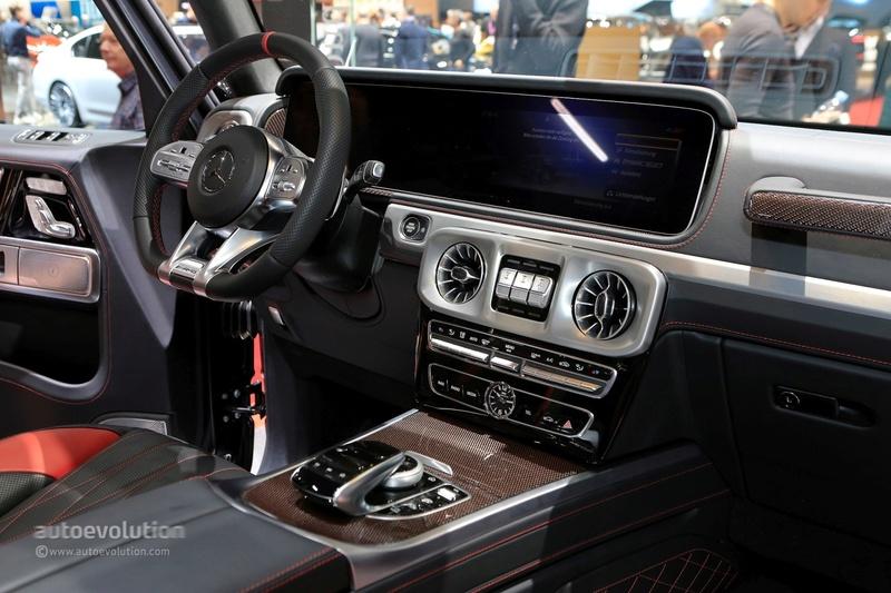 2017 - [Mercedes-Benz] Classe G II - Page 8 679cb910