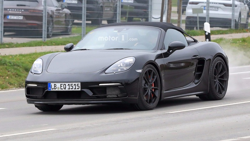 2016 - [Porsche] 718 Boxster & 718 Cayman [982] - Page 6 681ad610