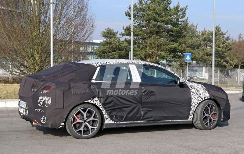 2017 - [Hyundai] i30 Fastback - Page 2 687e0910