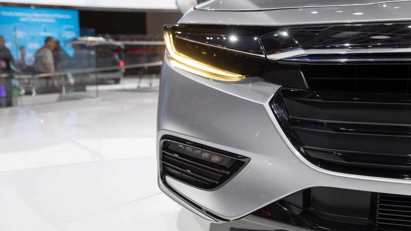 2018 - [Honda] Insight III 696c7910