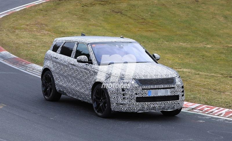 2018 - [Land Rover] Range Rover Evoque II - Page 2 69889710