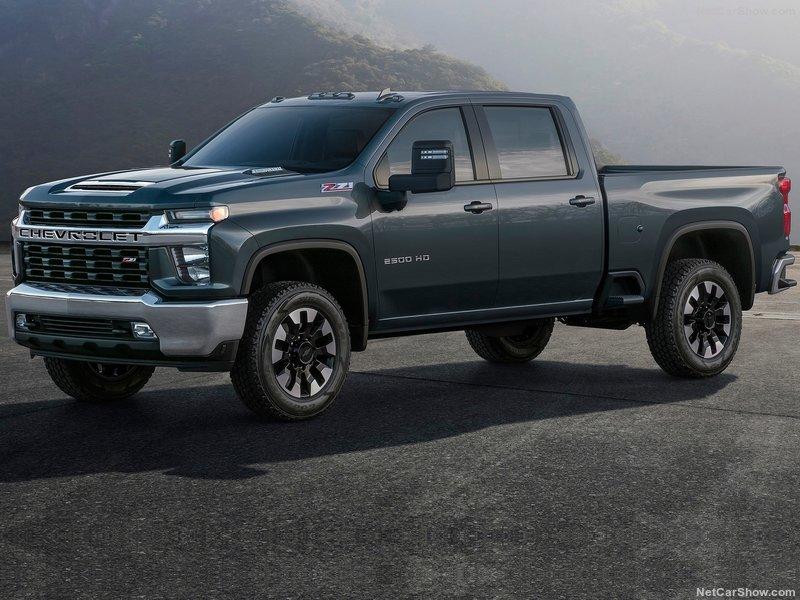 2018 - [Chevrolet / GMC] Silverado / Sierra - Page 2 69962110