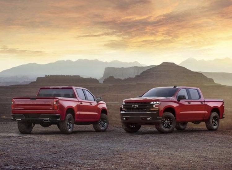 2018 - [Chevrolet / GMC] Silverado / Sierra 699dd010