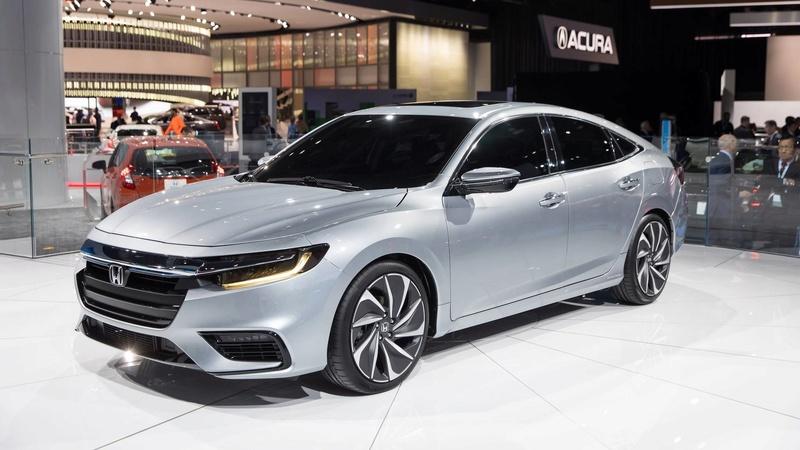 2018 - [Honda] Insight III 69a0fe10