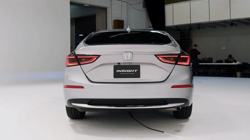 2018 - [Honda] Insight III 69e5be10