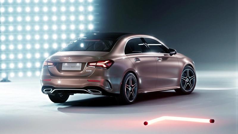 2018 - [Mercedes-Benz] Classe A Sedan - Page 4 6a62a010