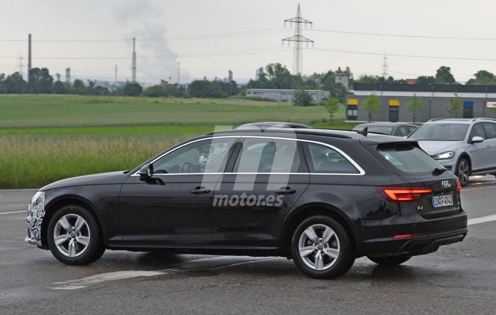 2018 - [Audi] A4 restylée  - Page 2 6a73a610