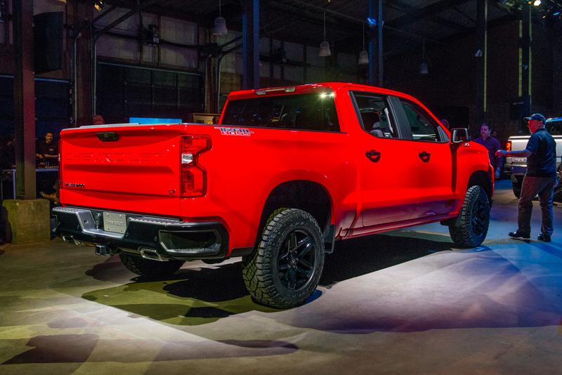 2018 - [Chevrolet / GMC] Silverado / Sierra 6a753510