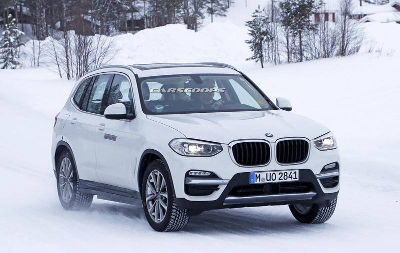 2016 - [BMW] X3 [G01] - Page 10 6aa9dc10