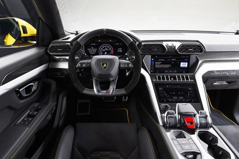 2018 - [Lamborghini] SUV Urus [LB 736] - Page 9 6c438710