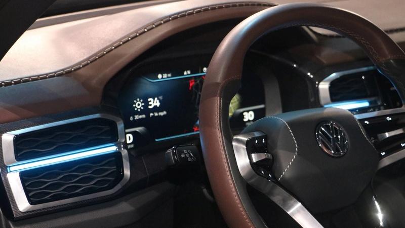 2018 - [Volkswagen] Atlas Tanoak concept 6c5d3610