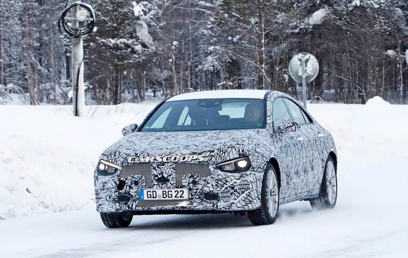2019 - [Mercedes-Benz] CLA II 6c634810