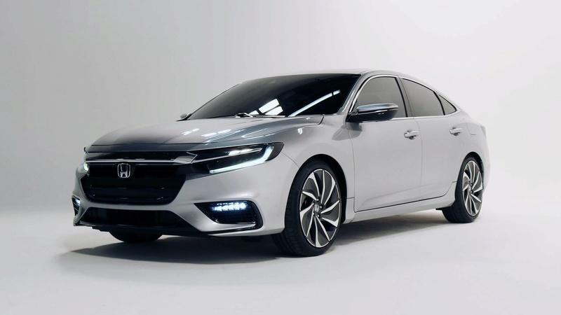 2018 - [Honda] Insight III 6d778710