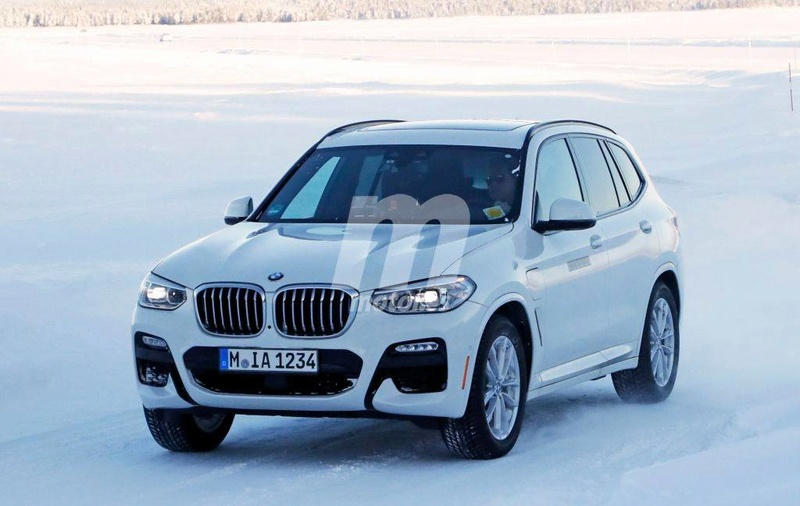 2016 - [BMW] X3 [G01] - Page 10 6d8fa410