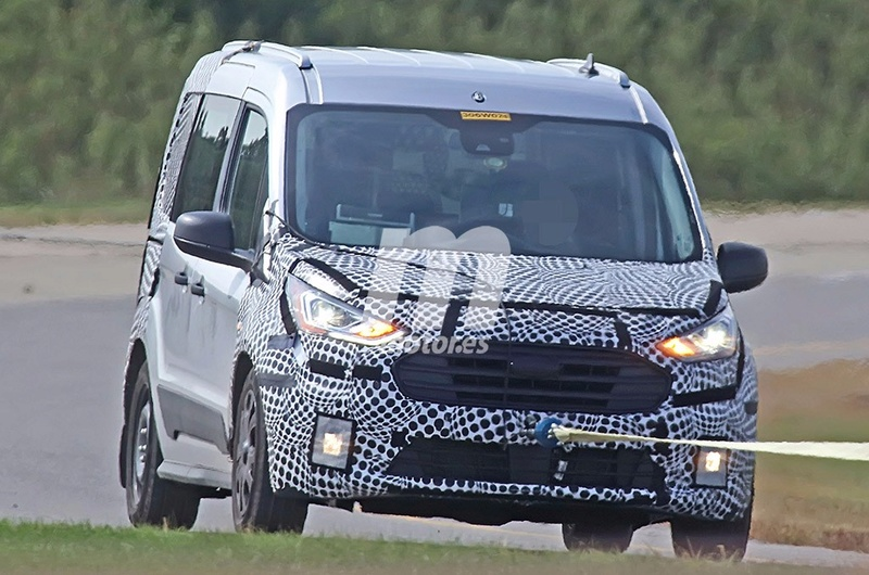 2017 - [Ford] Tourneo/Transit restylé - Page 2 6db38c10