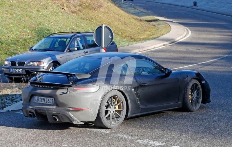 2016 - [Porsche] 718 Boxster & 718 Cayman [982] - Page 6 6dbd7e10
