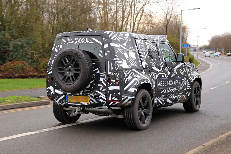 2018 - [Land Rover] Defender [L663] - Page 5 6dc01b10