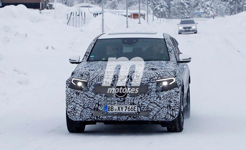 2019 - [Mercedes-Benz] EQ C 6e1f7d10