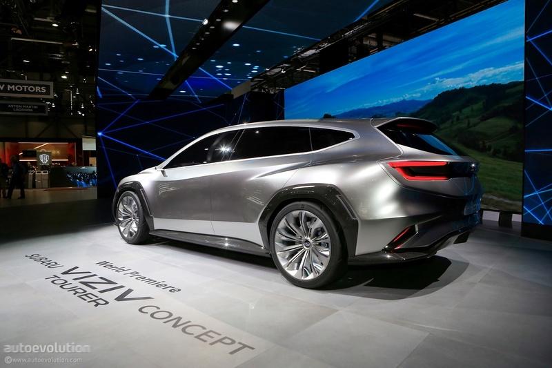 2018 - [Subaru] Viziv Tourer Concept 6e487210
