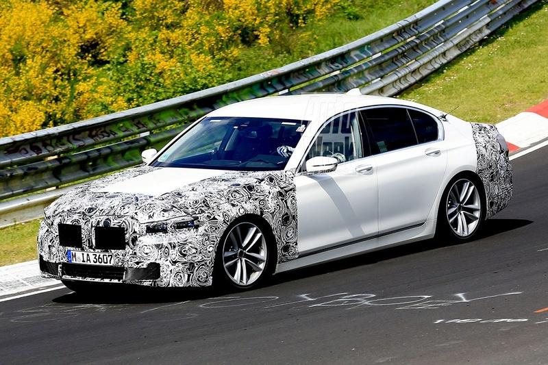 2019 - [BMW] Série 7 restylée  6f1a0310