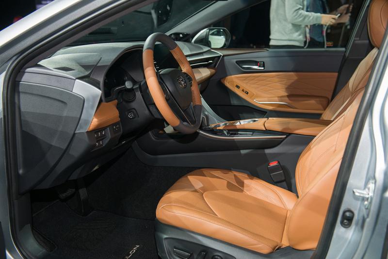 2018 - [Toyota] Avalon 6f6a5610