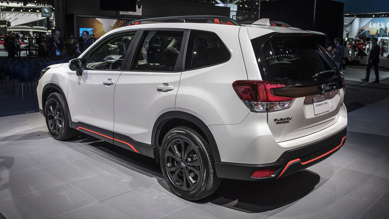 2018 - [Subaru] Forester - Page 2 6f9cd910