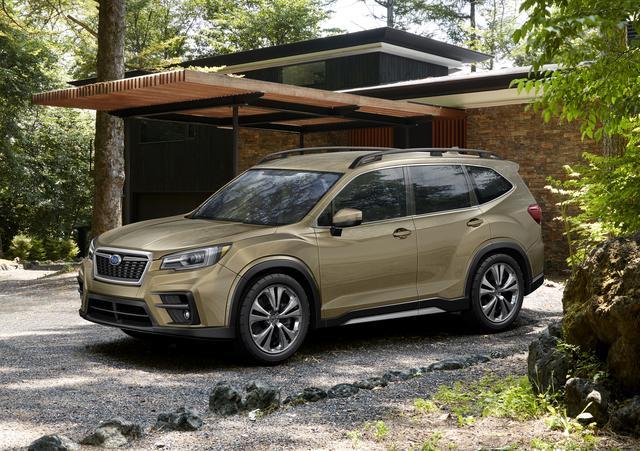 2018 - [Subaru] Forester 6fee5710