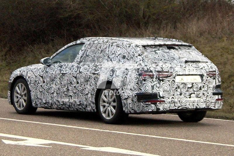2017 - [Audi] A6 Berline & Avant [C8] - Page 4 7012bc10