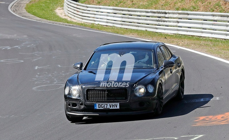 2019 - [Bentley] Flying Spur - Page 2 70692b10