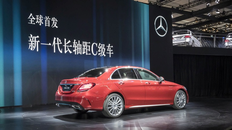 2018 - [Mercedes] Classe C Restylée [W205/S205] - Page 5 70715110