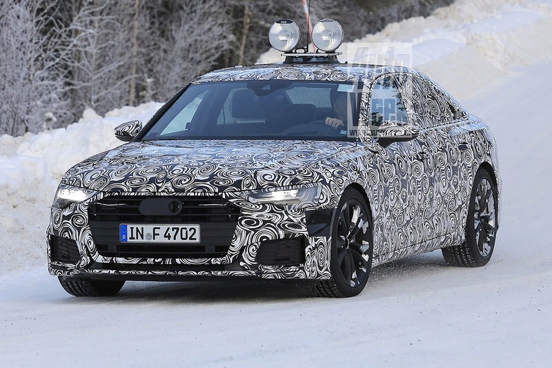 2017 - [Audi] A6 Berline & Avant [C8] - Page 4 70952a10