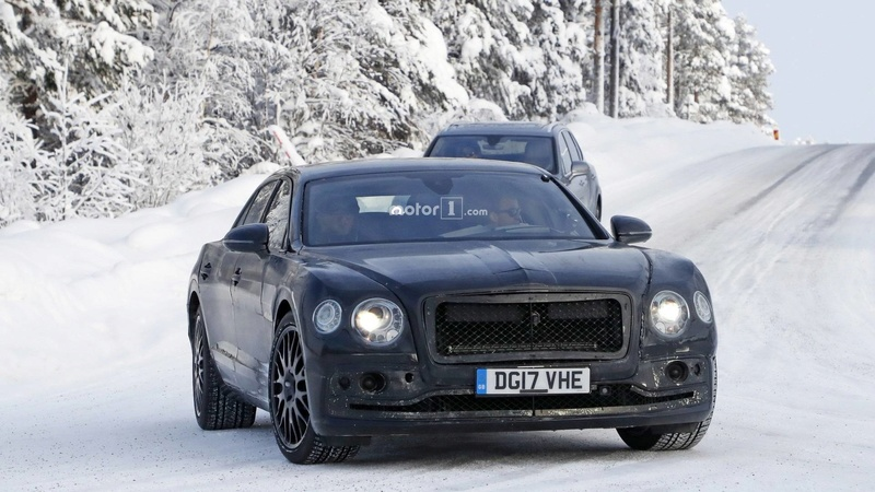 2019 - [Bentley] Flying Spur - Page 2 70c17f10