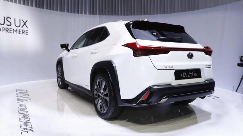 2018 - [Lexus] UX - Page 2 70dbb610