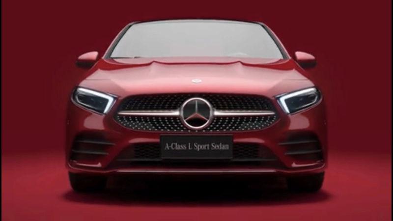 2018 - [Mercedes-Benz] Classe A Sedan - Page 3 712c6910