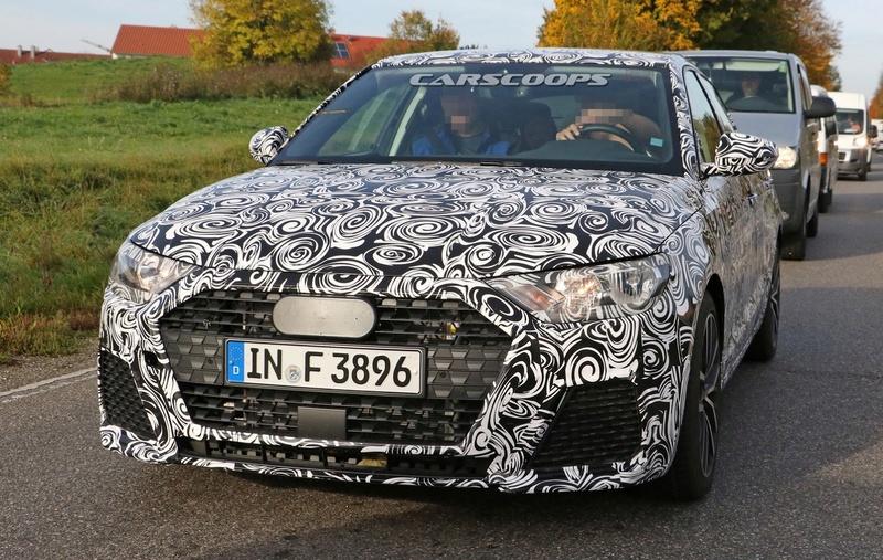 2018 - [Audi] A1 Sportback II - Page 4 71e91610