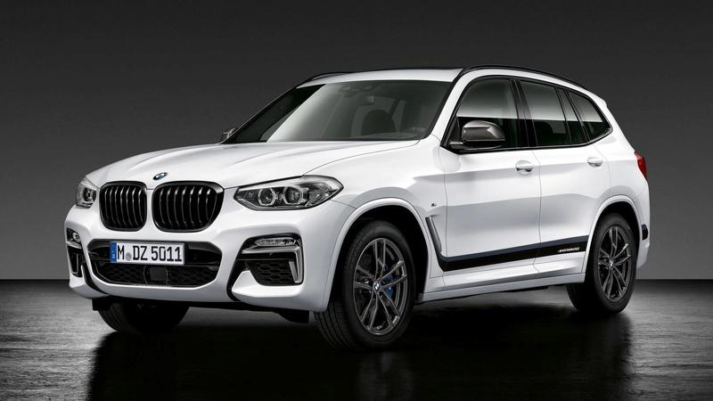 2016 - [BMW] X3 [G01] - Page 10 72a61910
