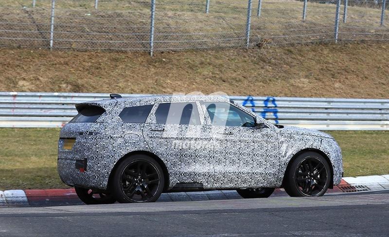 2018 - [Land Rover] Range Rover Evoque II - Page 2 732ae910