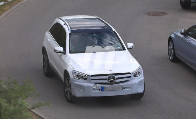 2018 - [Mercedes-Benz] GLC/GLC Coupé restylés 73555410