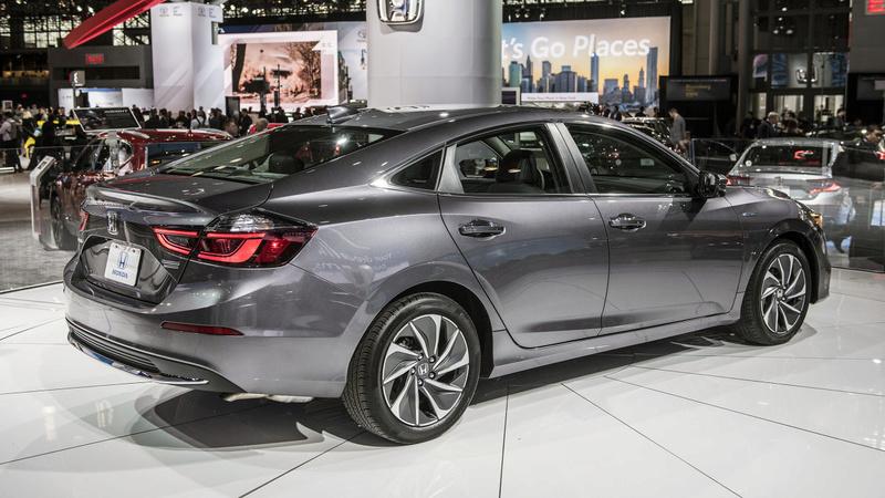 2018 - [Honda] Insight III 73f05b10