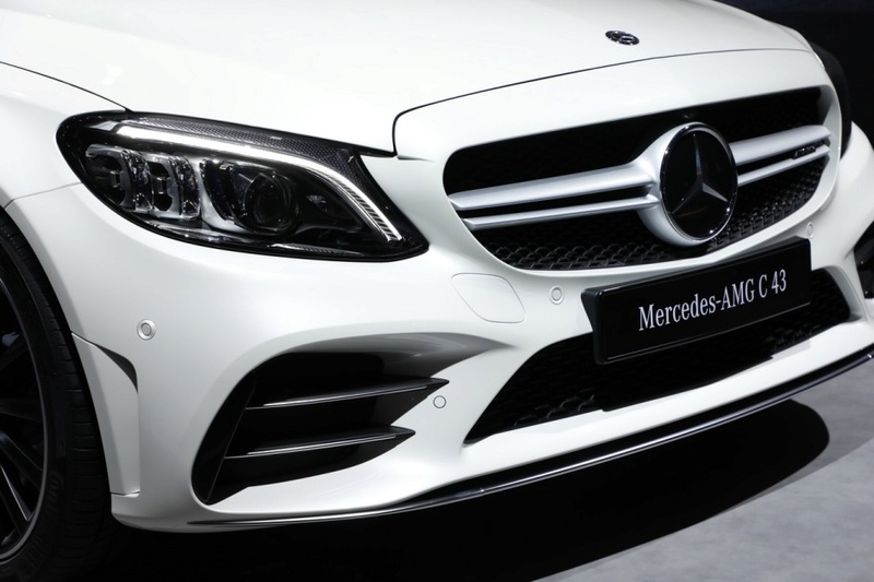 2018 - [Mercedes] Classe C Restylée [W205/S205] - Page 4 74224a10