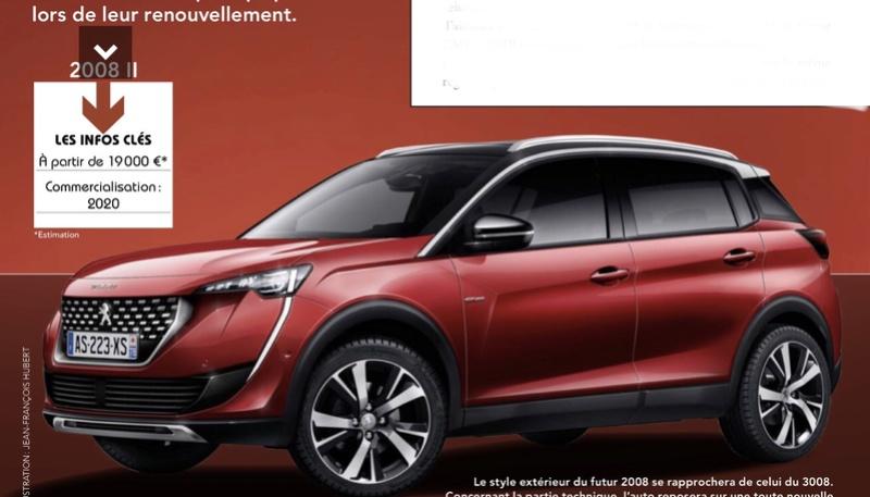 2019 - [Peugeot] 2008 II [P24] - Page 4 745d3110