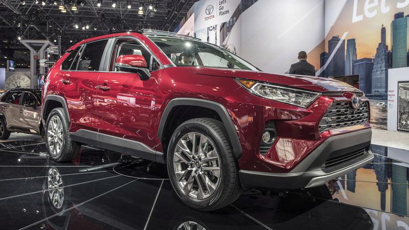 2019 - [Toyota] RAV 4 V - Page 2 74948b10