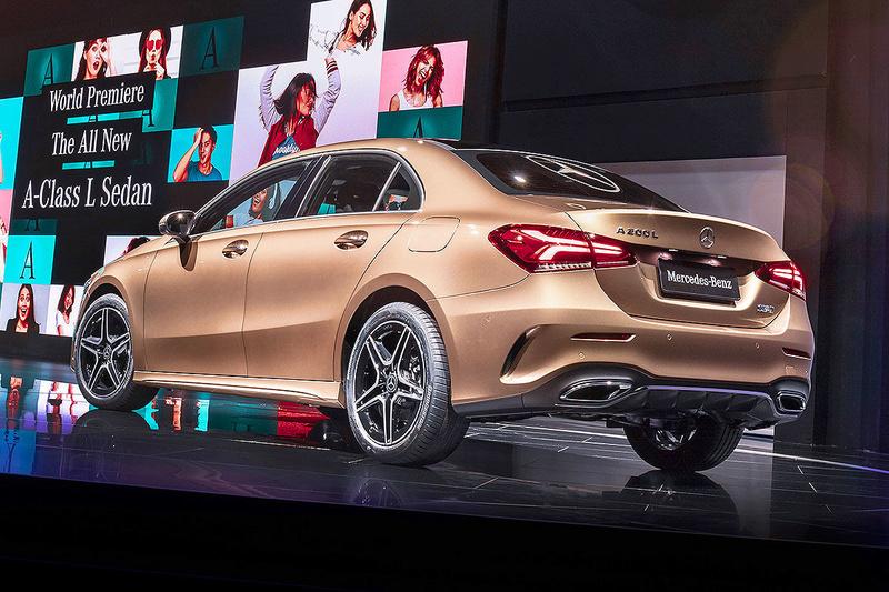 2018 - [Mercedes-Benz] Classe A Sedan - Page 4 74d64810