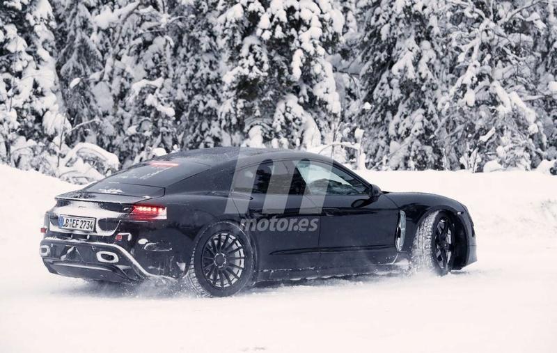 2019 - [Porsche] Taycan [J1] - Page 2 7521aa10