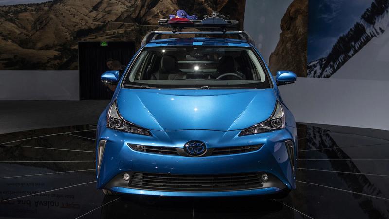 2016 - [Toyota] Prius IV - Page 15 757c7610
