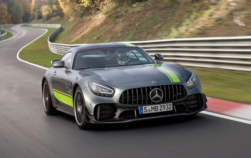 2014 - [Mercedes-AMG] GT [C190] - Page 30 7587df10