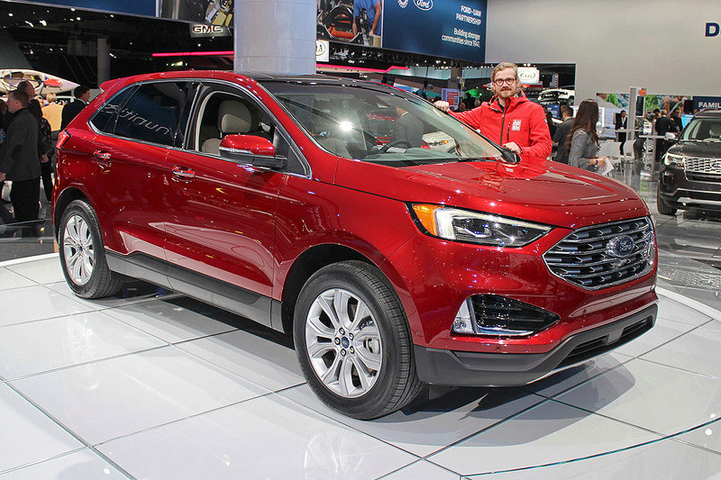 2015 - [Ford] Edge II - Page 5 7604f010