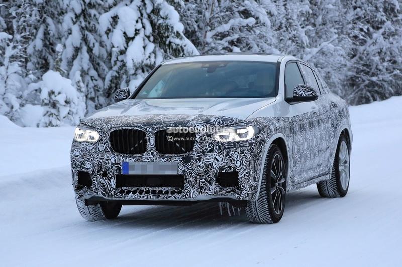 2018 - [BMW] X4 II [G02] - Page 4 76381c10