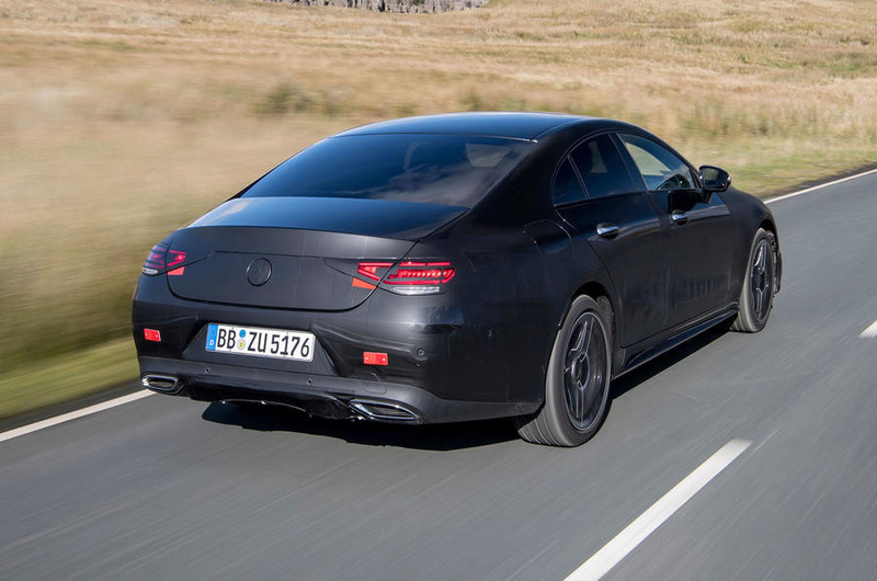 2018 - [Mercedes] CLS III  - Page 3 76cb2510